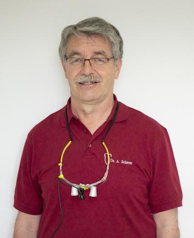 Zahnarzt Dr. Anton Scherer