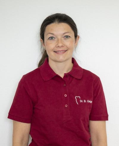 Zahnärztin Dr. Birgit Geiger